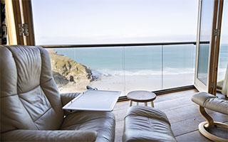 Oceans Edge, Cornwall